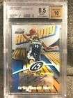2003-04 Carmelo Anthony Finest Autographed #163. # 999 BGS 8.5 W 10 AUTO Rookie