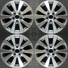 Toyota Avalon Machined 17 OEM Wheel Set 2011 to 2012