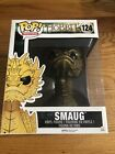 Funko Pop Smaug Hot Topic Chase Exclusive The Hobbit 124 Vaulted 2014 NO STICKER