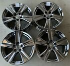 SET 4 18 INCH WHEELS LEXUS GS200t GS350 2016 2020 OEM PVD CHROME 74346