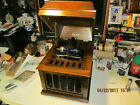 EDISON AMBEROLA 50 CYLINDER PHONOGRAPH 1918 OAK WORKS EXCELLENT + COND