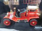 FORD 1914 MODEL T FIRE ENGINE 118 Die Cast Signature Series Yat Ming