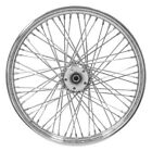 60 Spoke 21 Chrome Wide Front Wheel 21 x 325 Harley FXST 00 06 FXDWG 00 05