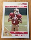 Colin Kaepernick Rookie Cards and Autograph Memorabilia Guide 43