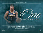 2019-20 Panini One and One Basketball Hobby Case (Presale)
