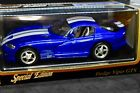 New Maisto Special Edition 1996 Dodge Viper GTS 118TH Scale Die cast