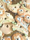 Lot of 16 Lion  Baby Lion Ornament New to The World Christmas Birth Craft Lot