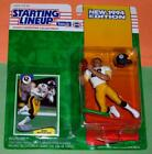 1994 ROD WOODSON Pittsburgh Steelers 26 NM/MINT *FREE s/h* final Starting Lineup