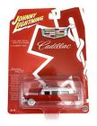 JOHNNY LIGHTNING 164 1959 RED CADILLAC AMBULANCE DIECAST MODEL JLSP098 chase