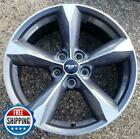 FORD MUSTANG 2015 2020 Factory OEM Wheel 18 Rim 10029 Grey CNC w TPMS Cap B