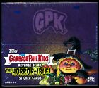 2019 Topps Garbage Pail Kids HORROR-IBLE! Factory Sealed HOBBY Box