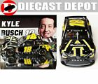 kYLE BUSCH 2020 APP STATE MMS 1 24 ACTION
