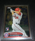 Top Bryce Harper Rookie Cards and Prospect Cards 25