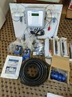 2 complete Pool  Spa chemical automation systems  Pool Warden with DPD sensor