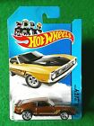 2014 Hot Wheels 1971 Mustang Mach 1 Super Treasure Hunt NIP