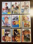 2013 Topps Heritage Baseball Real One Autographs Visual Guide 68