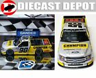 GRANT ENFINGER 2020 DAYTONA WIN RACED VERSION CHAMPION F 150 1 24 ACTION