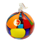 Murano Glass Pazzia Ornament Hand Blown in Italy