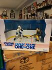 Starting Lineup Bourque VS Sundin NHL Freeze Frame One on One Figures 1997 SET