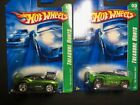 2007 HOT WHEELS SUPER Treasure Hunt 69 Camaro Z28 and Regular T Hunt