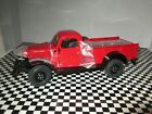 DANBURY MINT 1 24 1946 RED DODGE POWER WAGON WITH PAPER WORK PRE OWNED IN BOX