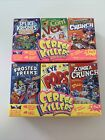 Wax-Eye CEREAL KILLERS Series 1 & 2 Boxes and Candy ONLY