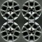 Acura TL Charcoal 17 OEM Wheel Set 2007 to 2008