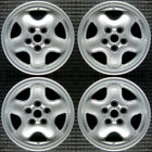 Land Rover Range Rover Painted 16 OEM Wheel Set 1995 to 2001