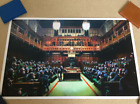 Banksy Monkey Parliament Poster Bristol Museum 2009 gross domestic product