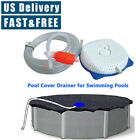 Drain for winter Pool Cover13 Foot HoseNon automatic