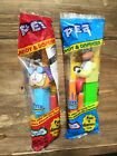 Vintage Pilot Garfield And Odie Pez Dispensers Dispenser New In Package