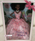 NEW Barbie Signature Birthday Wishes AA Doll Mattel Gift 2019 Pink dress