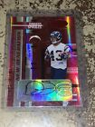 2005 Leaf Certified Materials Mirror Red Darren Sproles RC AUTO 03 50