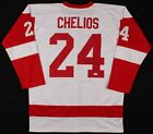 Chris Chelios Rookie Cards and Autograph Memorabilia Buying Guide 38