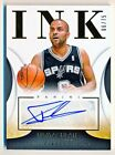 2013-14 Immaculate Tony Parker INK Autograph Auto #81 (06 75)