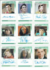 2013 Rittenhouse Star Trek: The Next Generation Heroes and Villains Trading Cards 18