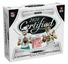2020 Panini Certified 1st Off the Line FOTL Premium Edition HOBBY BOX Burrow