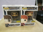 Funko Pop Harry Potter 27 Ron Weasley 28 Hot Topic Exclusives Free soft protect