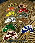 NIKE SB RARE STICKERS 11 QUANTITY YOU WILL GET FREE SHIPPING TOO