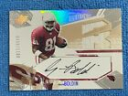 Anquan Boldin 2003 SPX Rookie auto jersey card 1100
