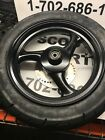 90 90 12 rim tire combo moped scooter big frame new