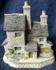 David Winter Cottages February 1989 British Traditions Stonecutters Cottage