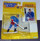 1997 WAYNE GRETZKY New York Rangers NM+ Rookie * FREE s/h * HOF Starting Lineup