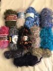 Lion Brand Fancy Fur and variety lot