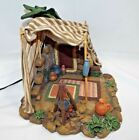FONTANINI Nativity Village 50254 Kings GOLD Tent for 5 Villages NO Box