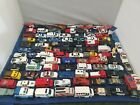 LOT 95 DIECAST CARS Trucks FIRE Police RESCUE 1st Responder HOT WHEELS Matchbox
