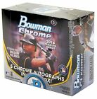 2014 Bowman Chrome Hobby Jumbo Box Baseball Factory Sealed 🙀 RC Class 5 Autos!