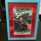 Christopher Reeve Signed Autographed Superman DC Comic Book With JSA COA