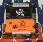 2020 Rittenhouse The Twilight Zone Archives Factory Sealed Archive Box