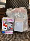 2020 NYCC Funko Pop Hello Kitty Diamond Collection Exclusive Loungefly In Hand